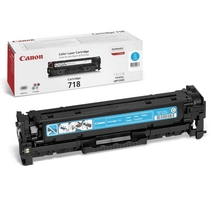 Картридж лазерный   Laser Cartridge for Canon 718 CYAN бирюза