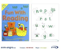 ����� ���������   1301  3 ������� ENGLISH 3 5��� ����� FUN WITH READING GA3127 �4
