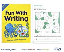 ����� ���������   1301  5 ������� ENGLISH 3 5��� ƨ���� FUN WITH WRITING GA3127 �4