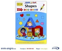 ����� ���������   SKLP0001 ������� ENGLISH 3 7��� SHAPES