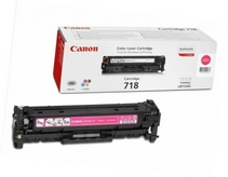 Картридж лазерный   Laser Cartridge for Canon 718 MAGENTA красный