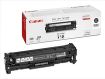 Картридж лазерный   Laser Cartridge for Canon 718 BLACK чёрный