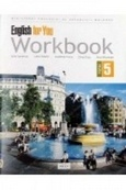 Учебник   English for You Workbook clasa 5 2015-2016  Ignatiuc Prut International