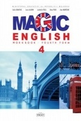 Учебник   Magic English clasa 4 Workbook I Ignatiuc Prut  2016
