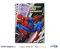 ���������   ������ A4 ������� 210 � 297 ��  ��������� ��������� SPIDERMAN  12 600