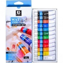 ��������   ����� 12 ������ 12 �� Water Colour 12 ������ CW8010 �����  CW8010
