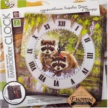�������   ������ Embroidery clock E�-01-01 05 �������  E�-01-01/05